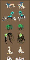 Adopt/Design Sheet Commish  Benzaldehyde by Immonia