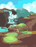 Around the Mountain by Immonia