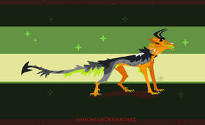 Plagued Hound [CLOSED] by Immonia