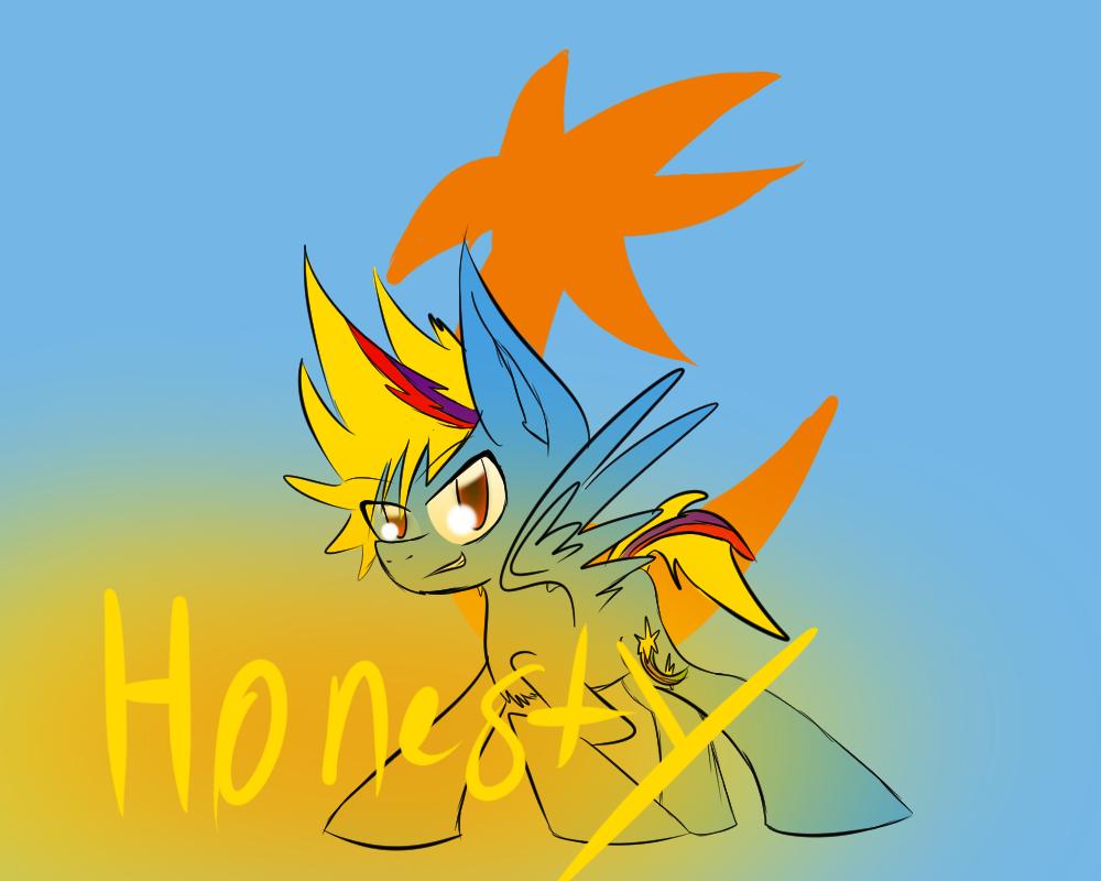 Star Bolt - Element of Honesty Next Gen by MidnightBlaze16