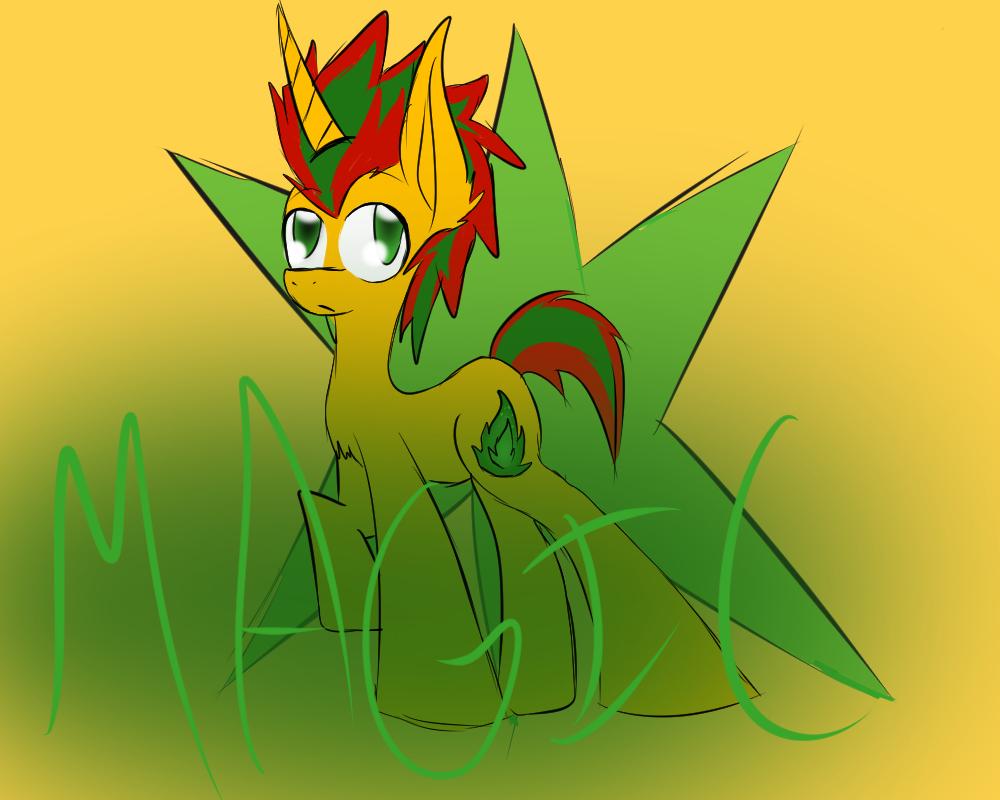 Magical Spark - Element of Magic Next Gen by MidnightBlaze16
