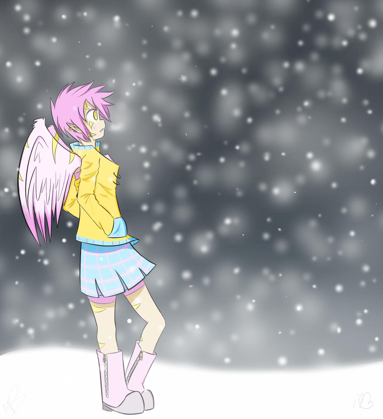 cold by MidnightBlaze16