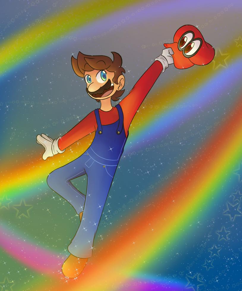 Jump Up, Super Star! by MidnightBlaze16