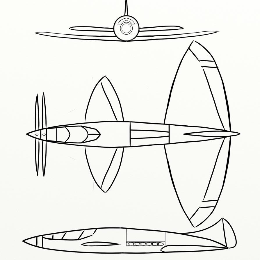 ADC-1 Fleche by MintgreenLynx