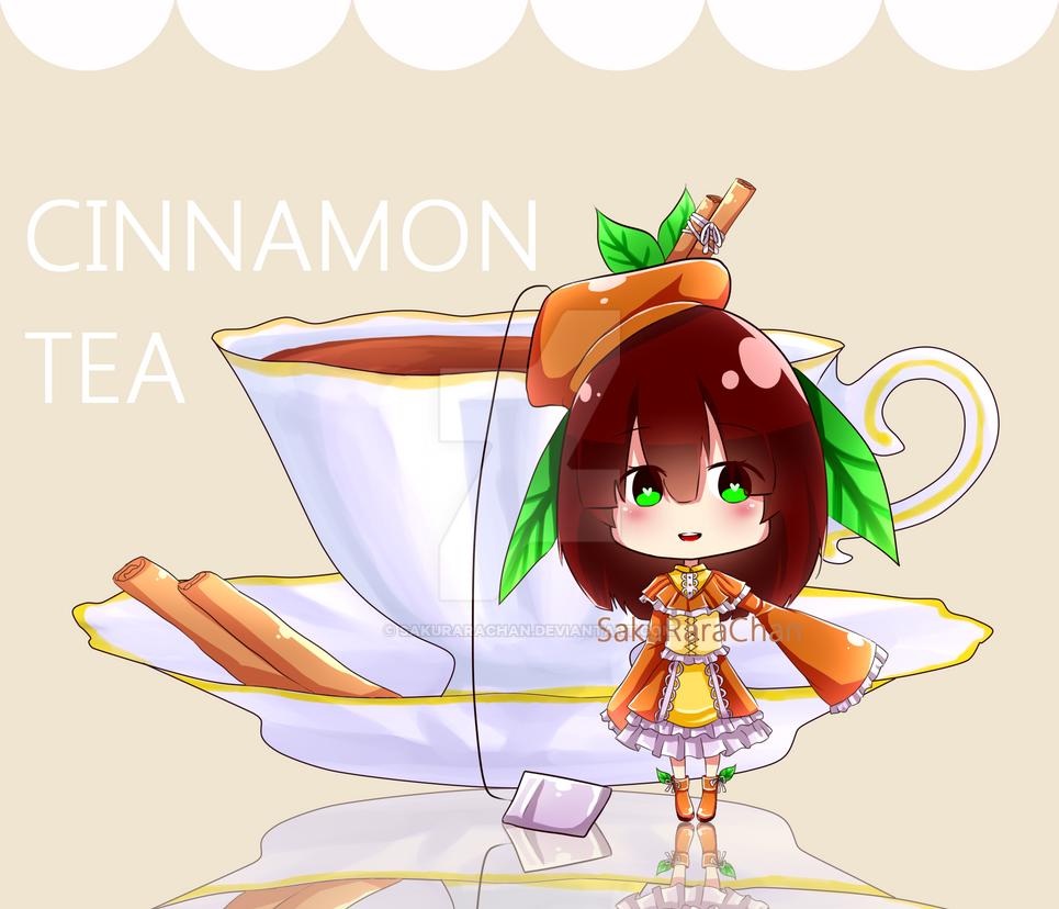 Adoptable Leccup : Cinnamon Tea [OPEN / 10 USD] by SakuRaraChan