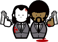 Pulp Fiction by PrOTuL