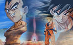 Vegeta Vs Goku Dragon Ball Kai