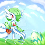Easter egg hunt~