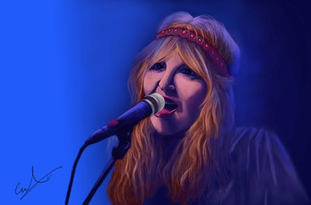 Courtney love by onlymade