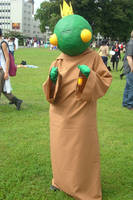 Tonberry-King-Cosplay by LepusDiscordia