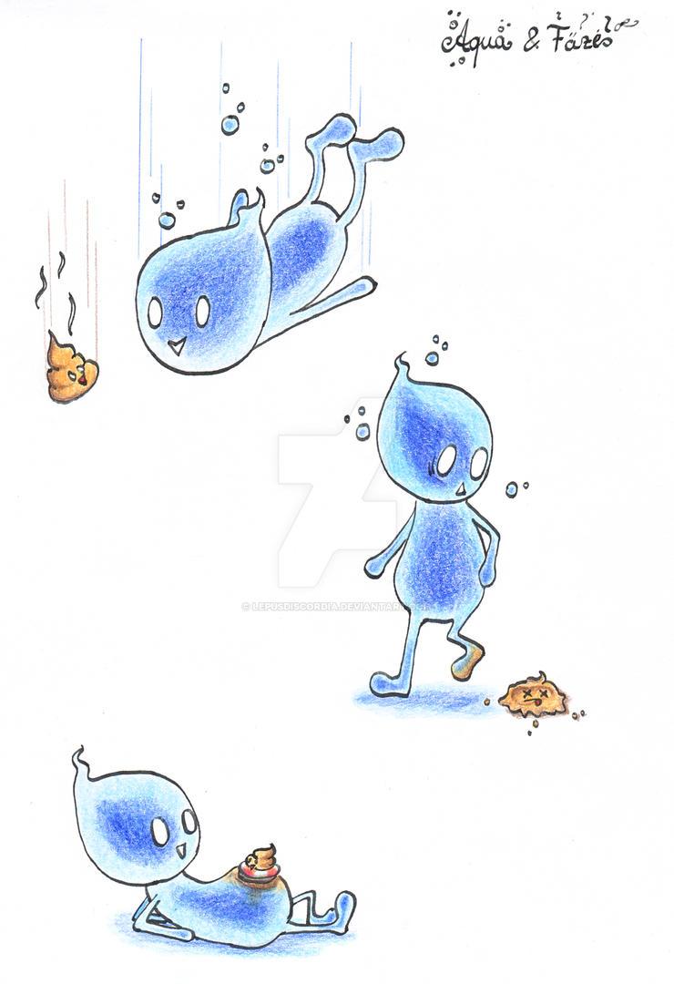 Aqua Faezes Ii By Lepusdiscordia On Deviantart