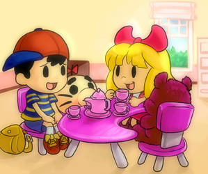 Earthbound-TeaTime