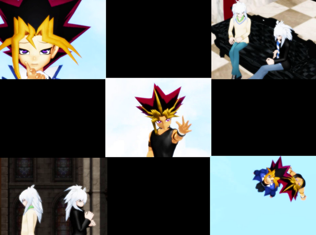 MMD (Yu.Gi.Oh!) _ SHIVER by animerelax1