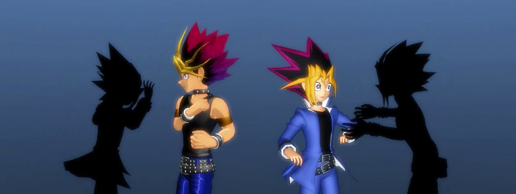 MMD (Yugioh!) _ Somebody's Watching Me by animerelax1