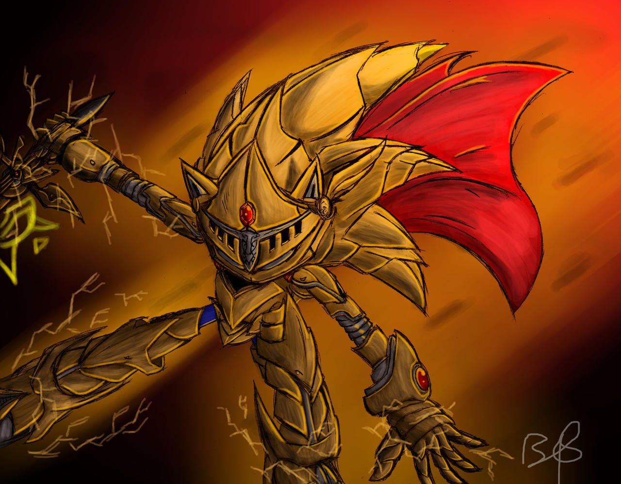 excalibur sonic the black knight