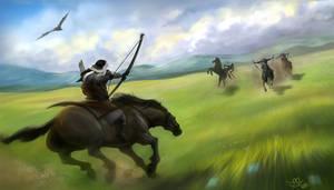 mongols galore