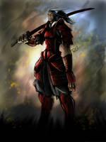 samurai by IluvRice