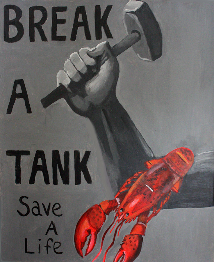 Break a Tank by sapphiresphinx