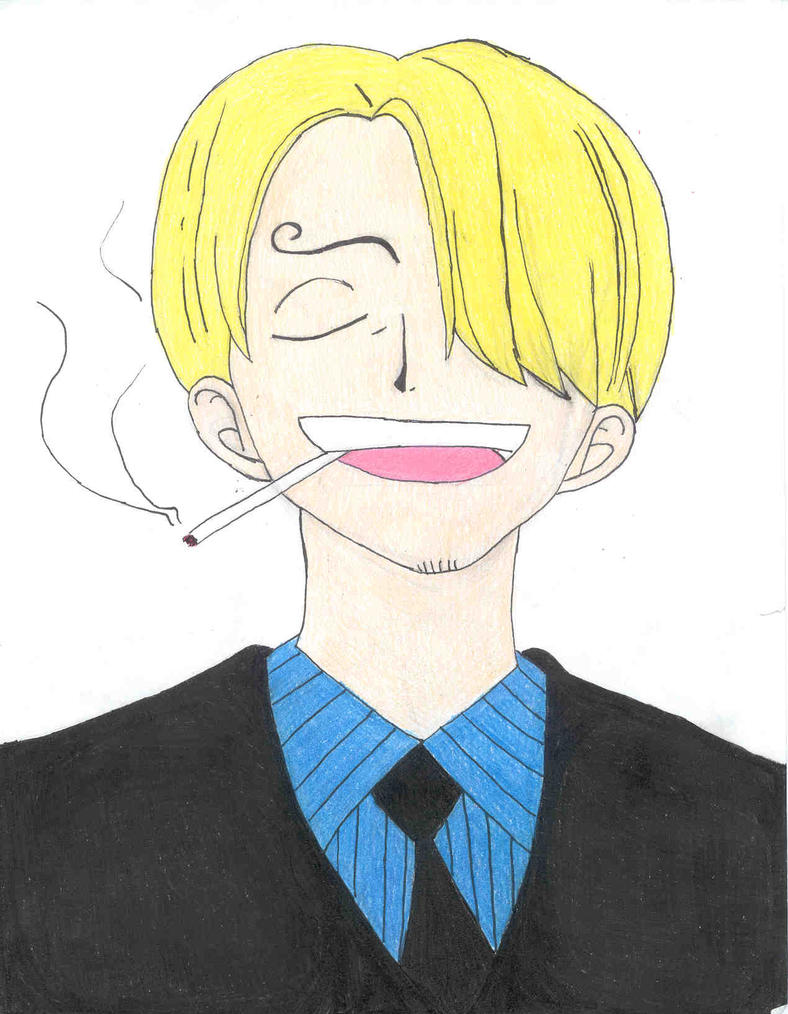 Sanji XD by TX-WhiteWolf