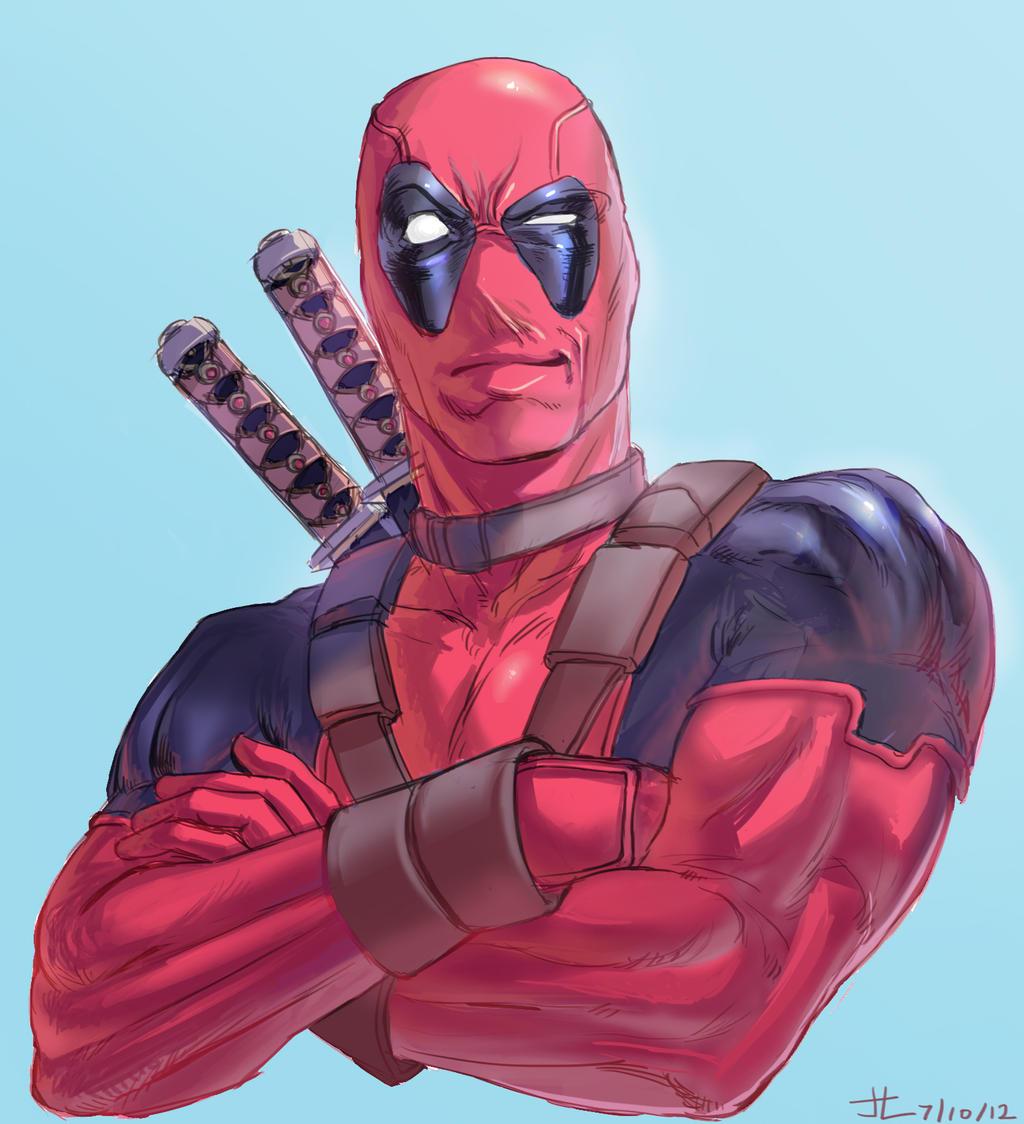 Deadpool! by zer03908