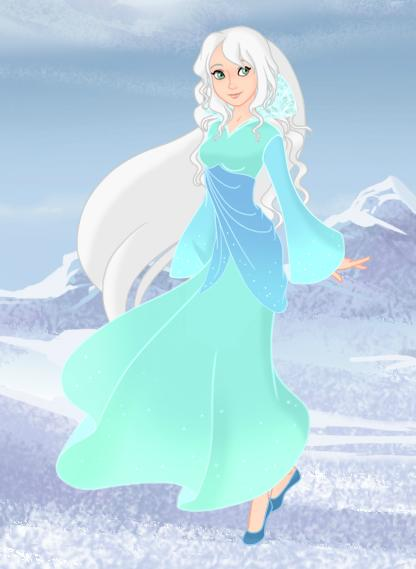 Disney's TSQ (Sigrid) Second Design Makeover by Hillygon