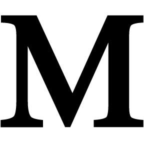 Letter M by Hillygon on DeviantArt