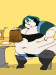 Gluttonous Gwen 2
