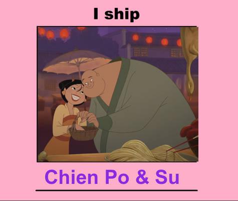 I Ship Chien Po and Su