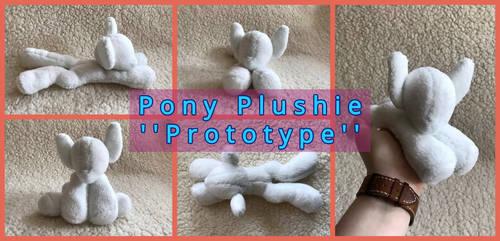 Plushie by LupisPone
