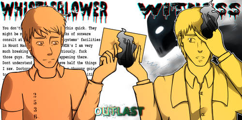 Whistleblower and Witness
