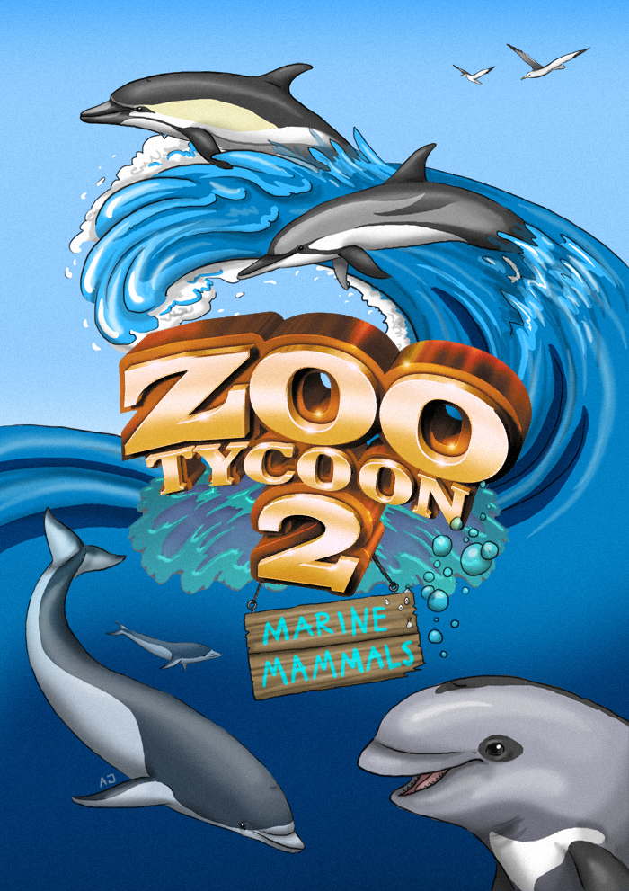 ZT2 - Marine Mammals by Uzag on DeviantArt