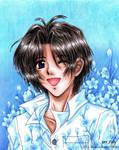 Ice flower - Tsuzuki