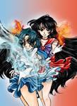 Monthly Fanartchallange #3 - Sailor Moon