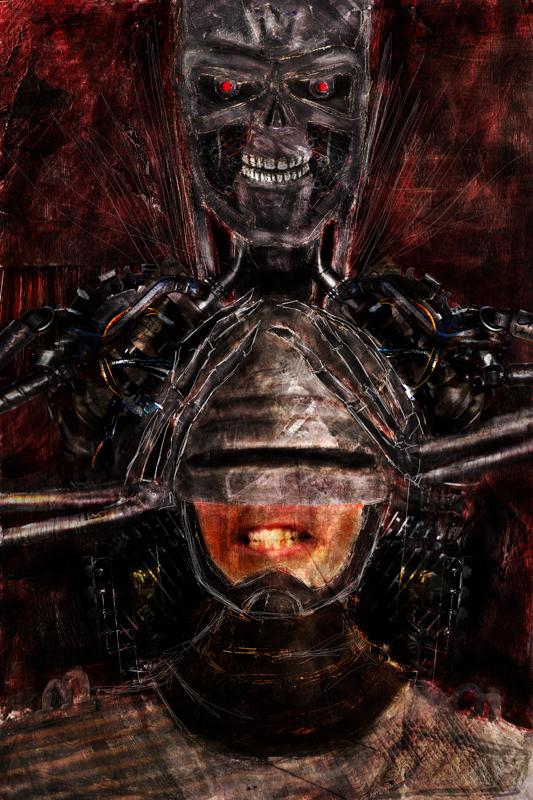 Robocop Vs Terminator by dickie0 on DeviantArt