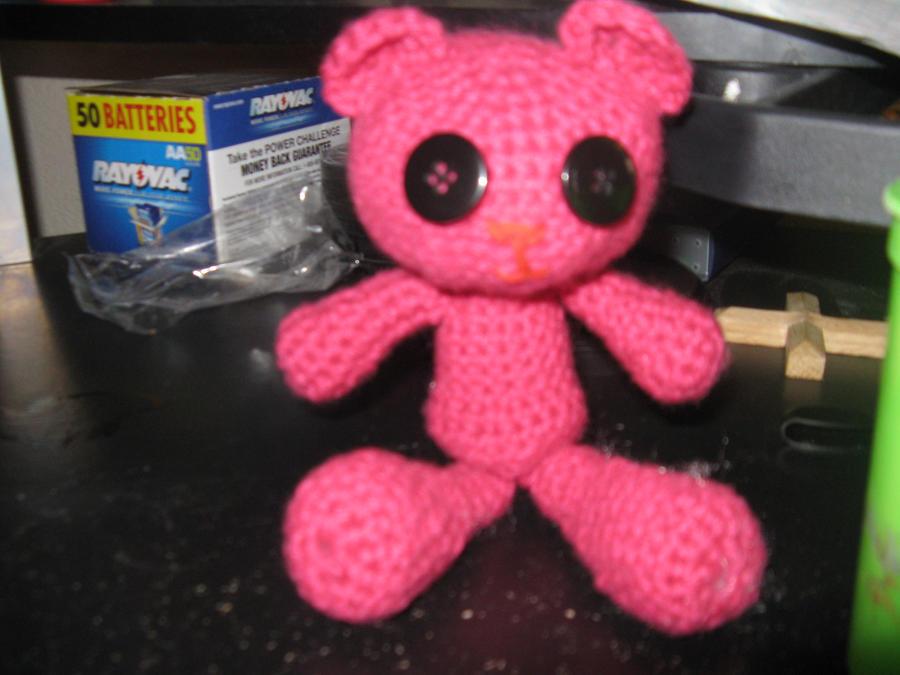 Amigurumi Gummy Bear : Gummy Bear by BoscotheBear on DeviantArt