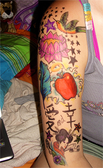 New styles sharpie tattoos for Sharpie tattoo designs
