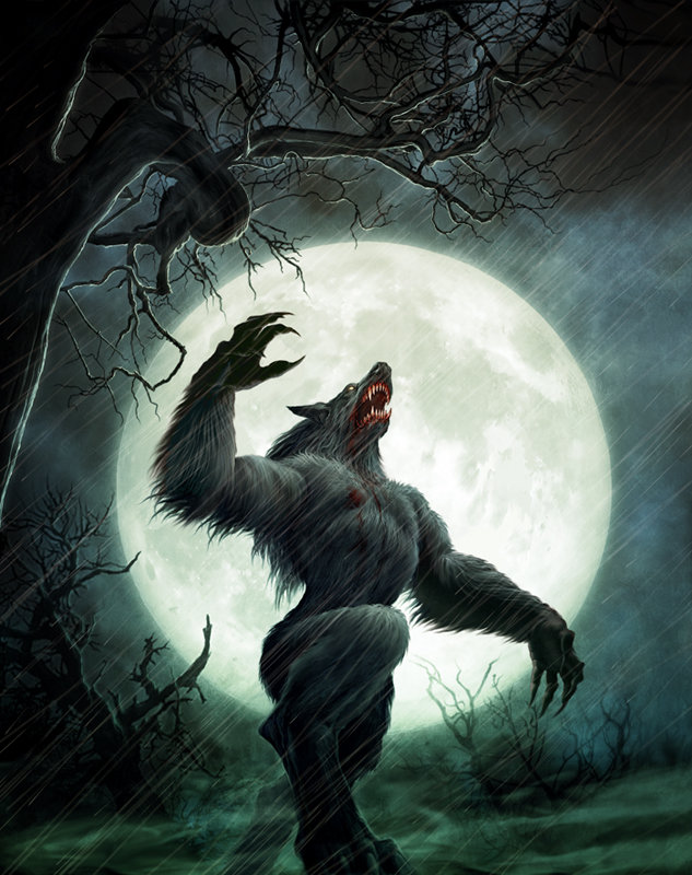 werewolf my new pic by werewolf785