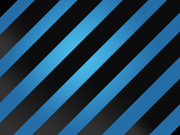 Agree, the black blue black strip are not