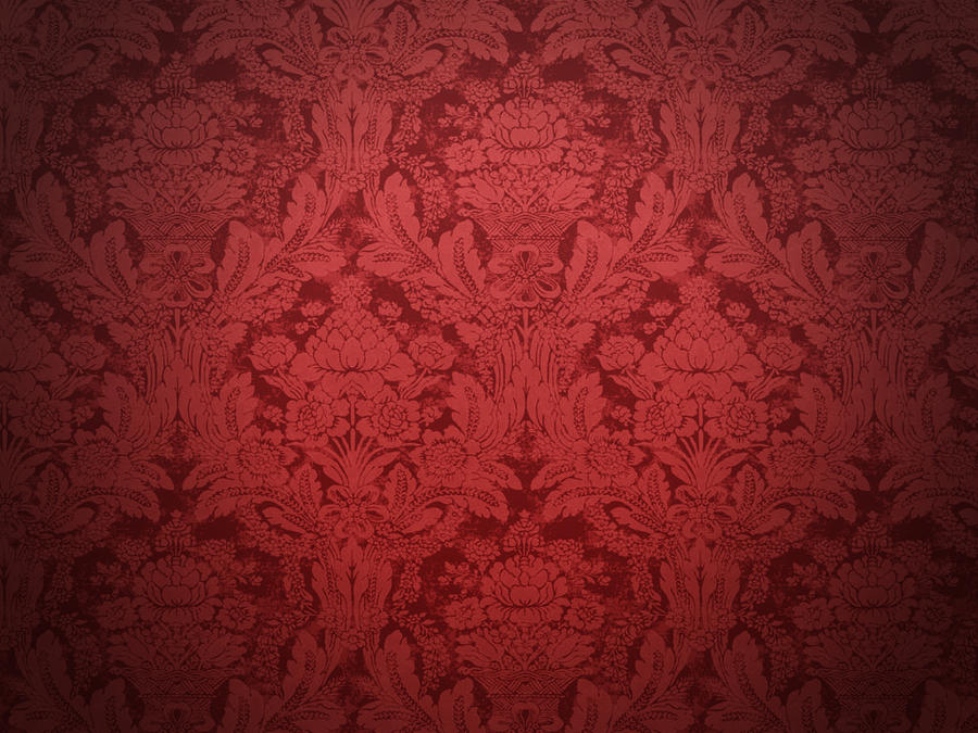 brown damask stripe wallpaper red - photo #42