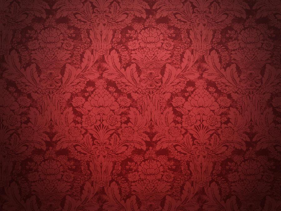 brown damask stripe wallpaper red - photo #42