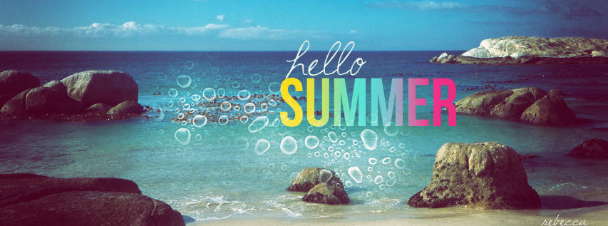 Facebook Cover: Hello Summer by R2krw9