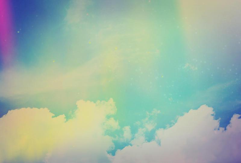 Light Leak Clouds by R2krw9