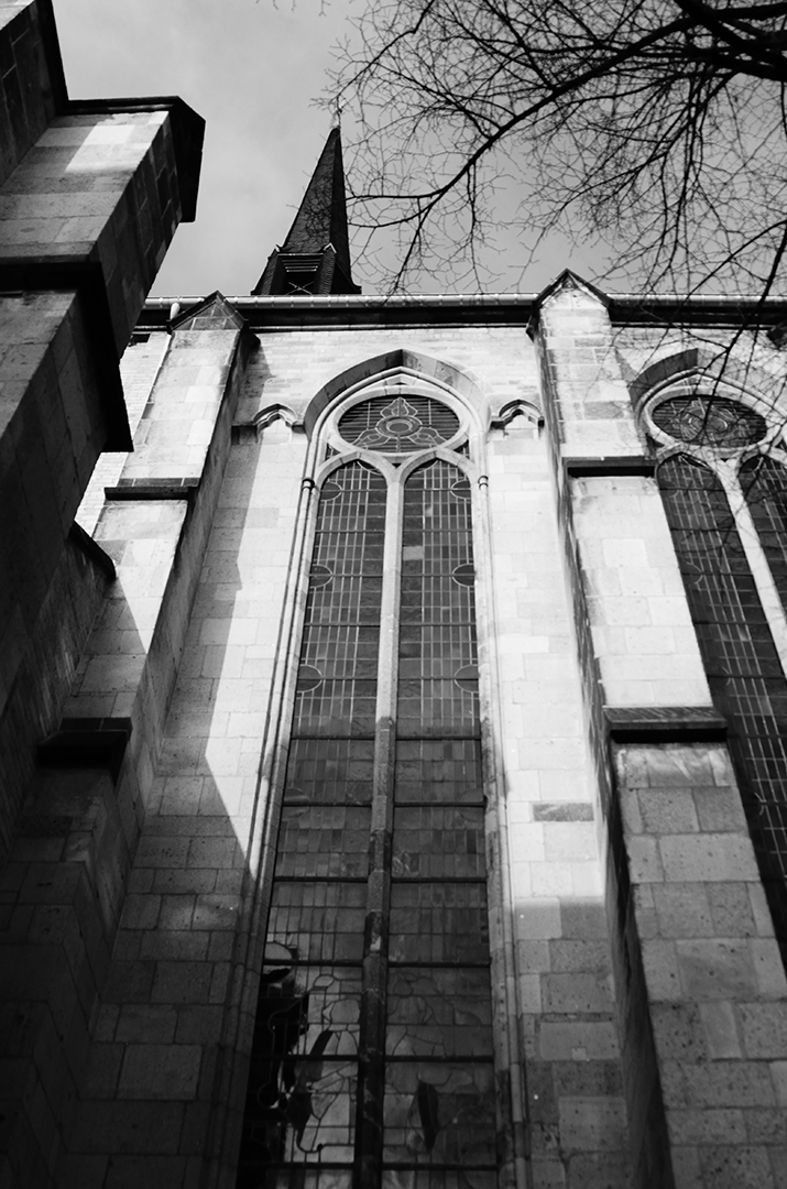 Minoritenkirche Cologne by Miss-Miri