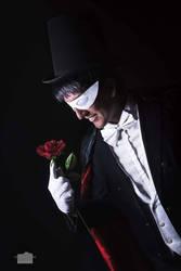 Tuxedo Mask Cosplay by JoelXero