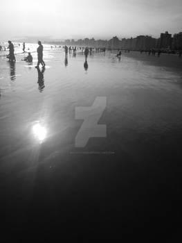 Tarde na Praia