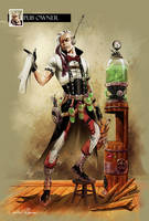 Character Concept Art 08 by RodGallery