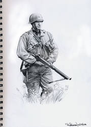 Saving Private Ryan by RodGallery