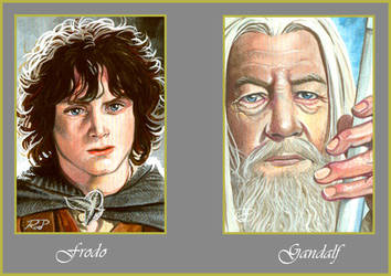 Lord of The Rings PSC 02 by RodGallery