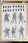 Gladiator Thumbnails