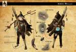 Edge of Twilight Game Concept Art.